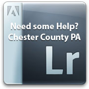 Adobe Lightroom Training in Chester County PA