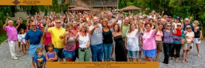 "Black Walnut Winery - Guinness Book of World Record Attempt - ""Largest ever simultaneous wine tasting"""