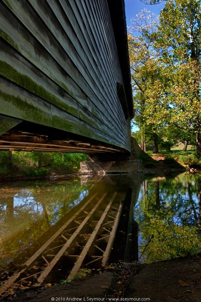 Kennedy Covered Bridge (LongSide-view)