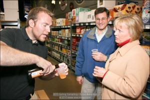 2011 Spring Sampling - Exton Beverage