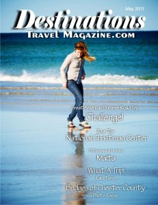 Destinations Travel Magazine - May 2011