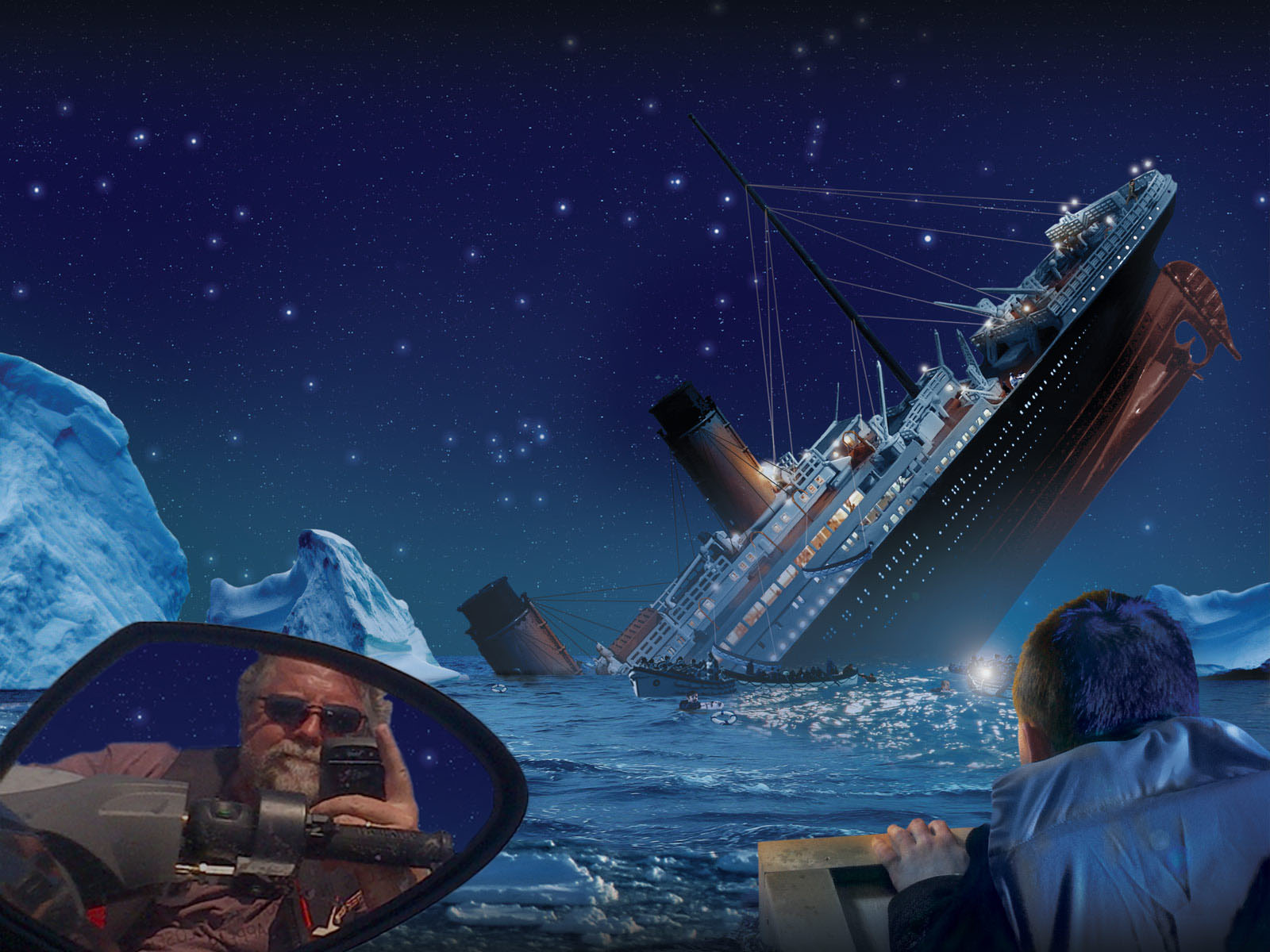 Skip - RMS Titanic (1912)