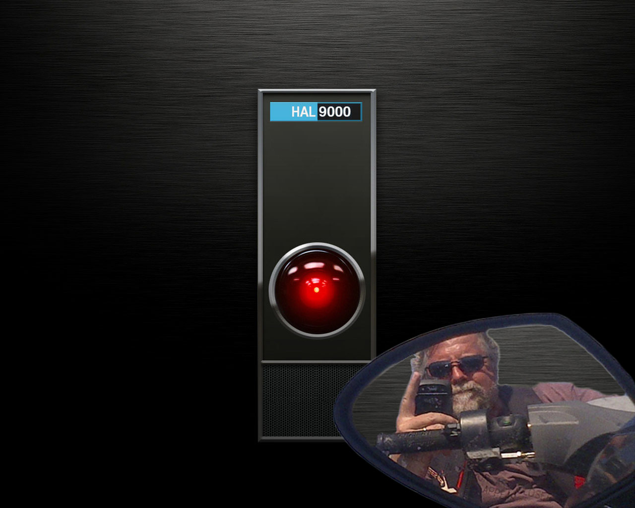 Skip with HAL9000