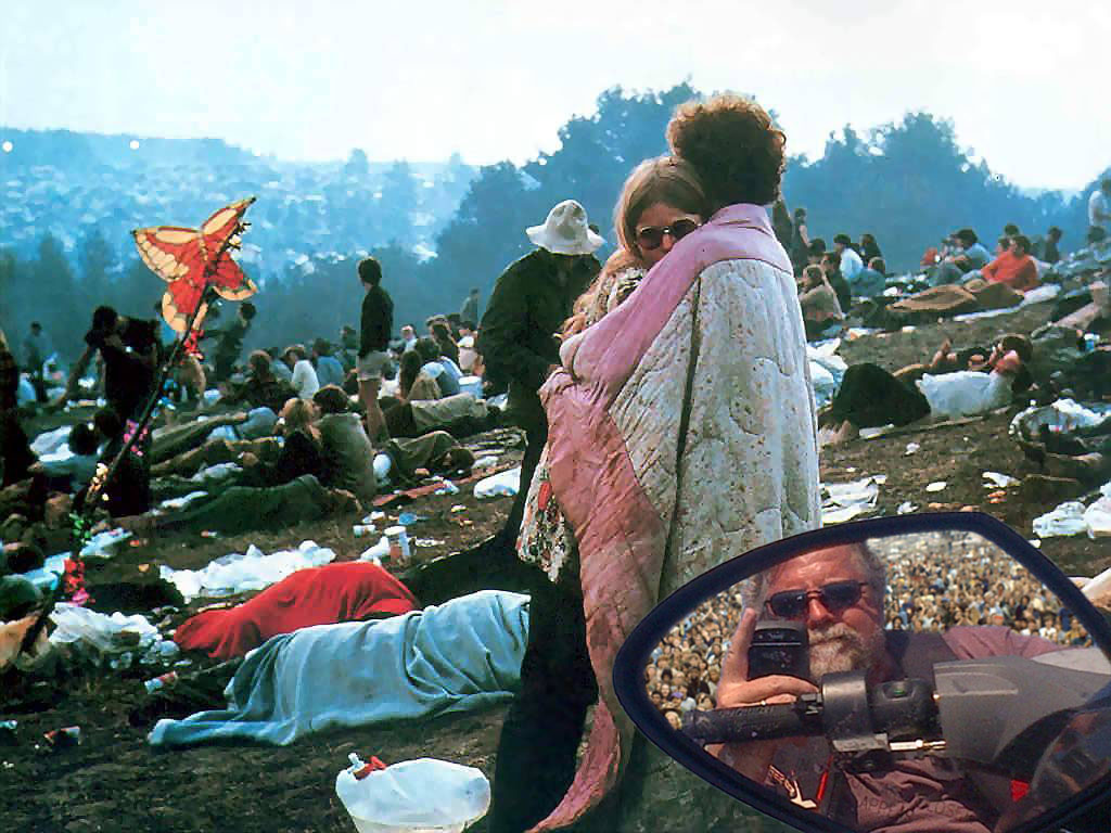 Skip at Woodstock (1969)