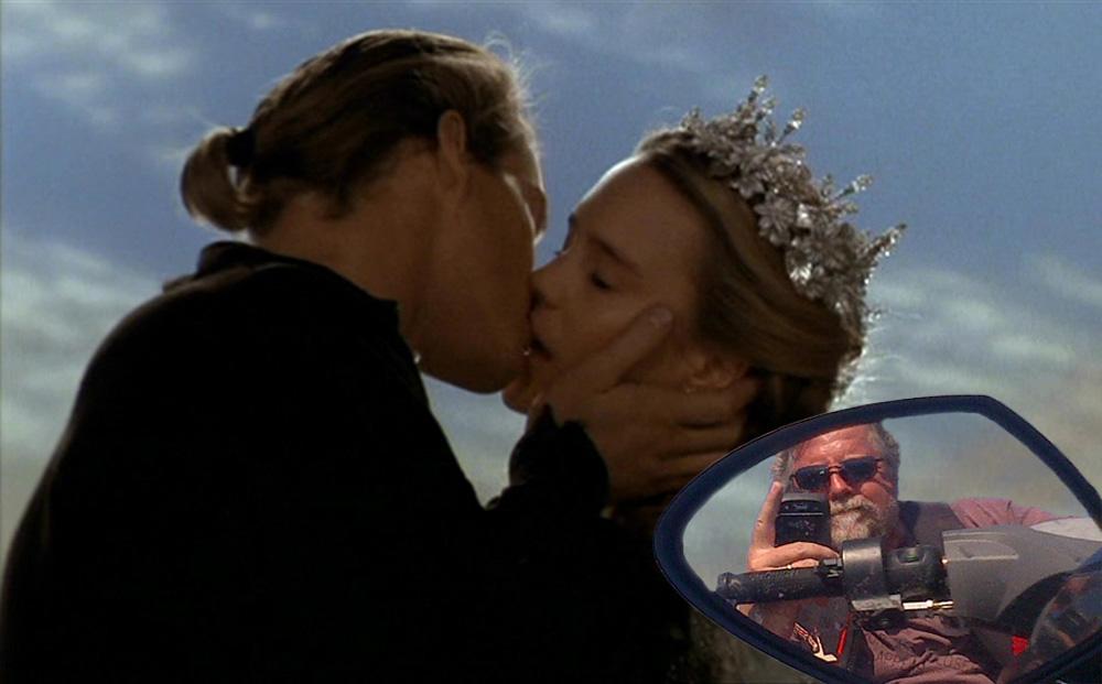 "Skip on set with ""The Princess Bride"""