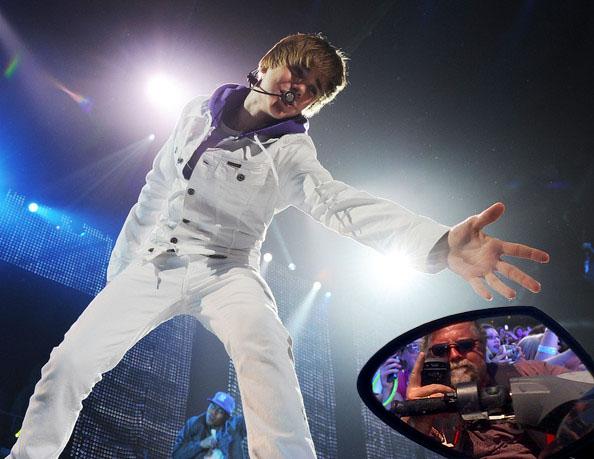 Skip & Justin Bieber