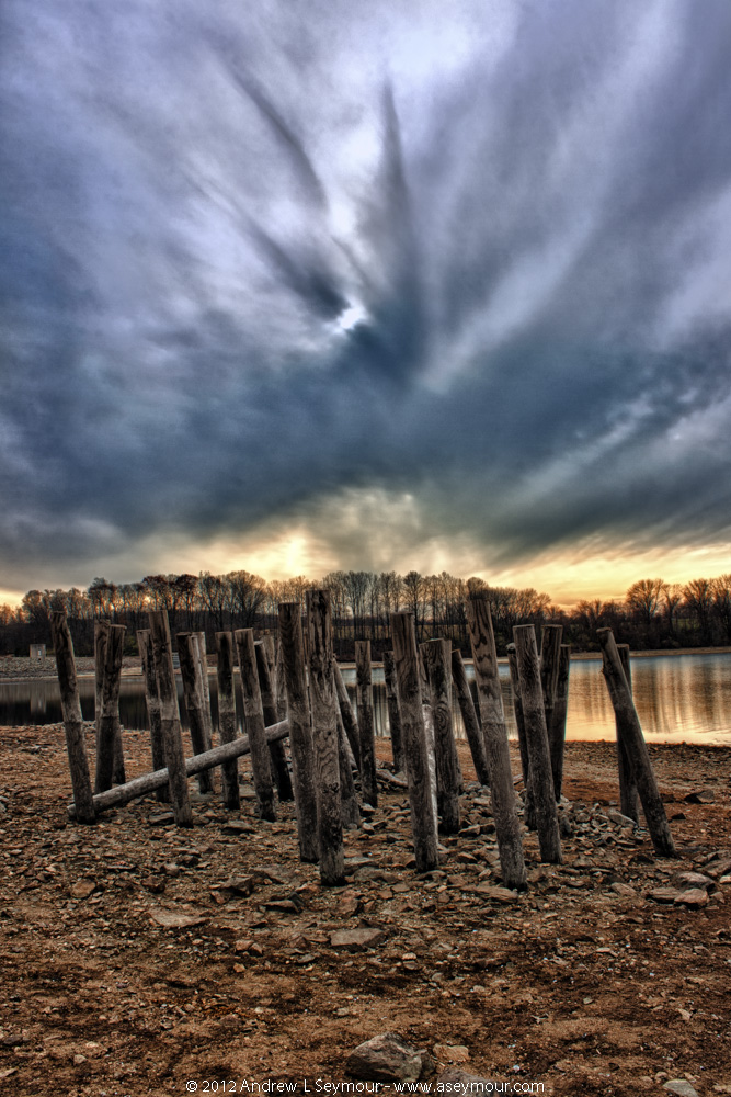 Woodhenge at Marsh Creek