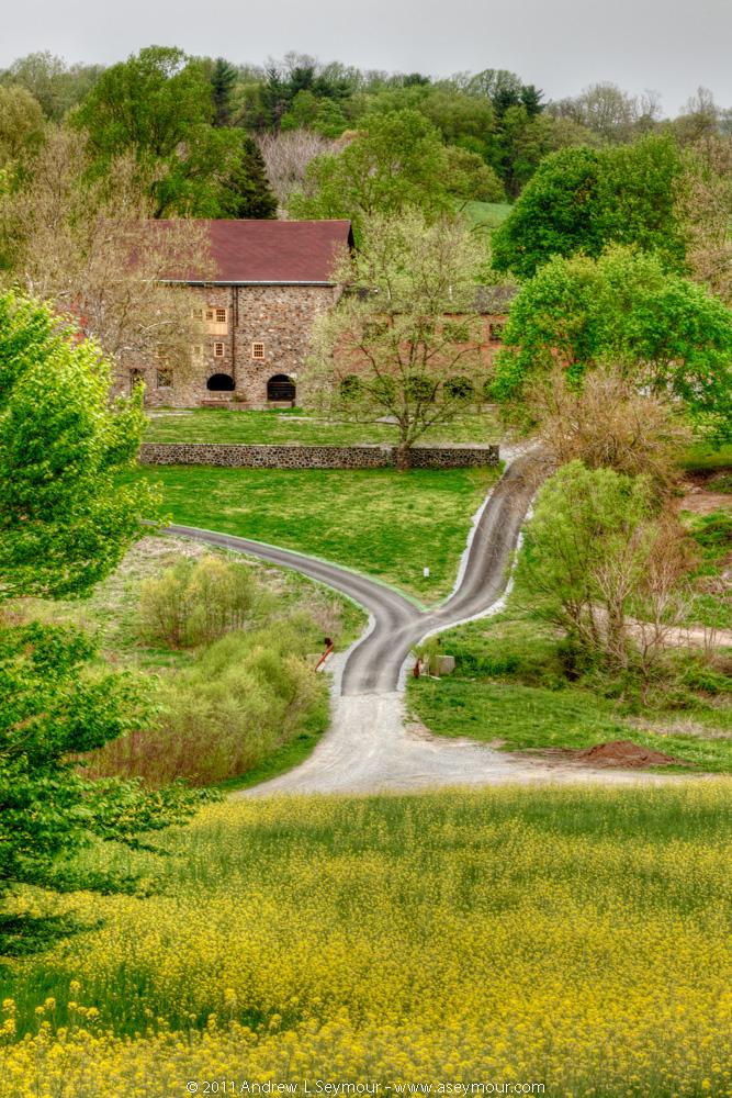 Stroud Preserve Barn (2011)