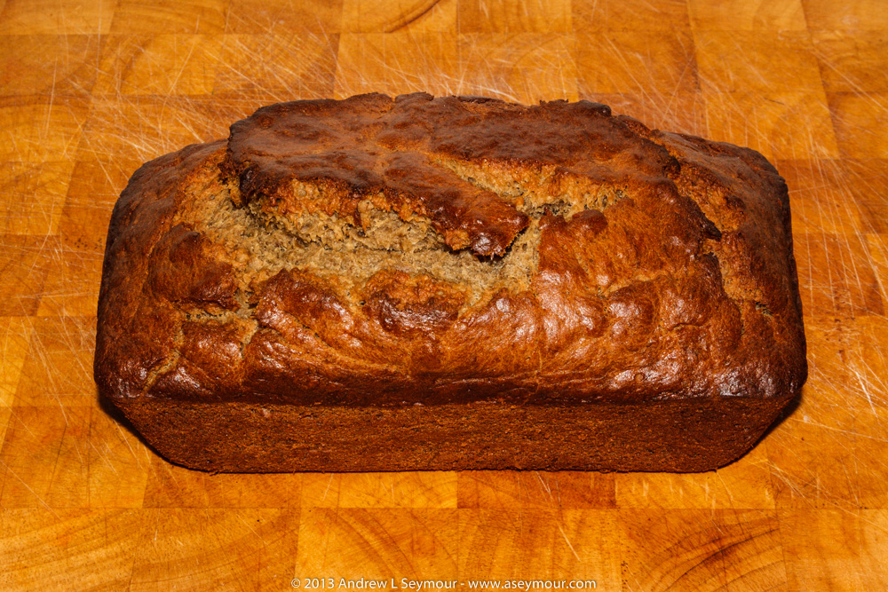 Homemade Banana Bread