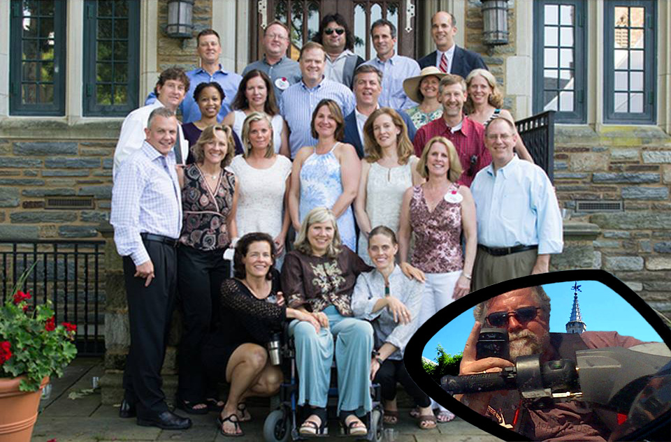 The Class of 1983 Reunion Photo