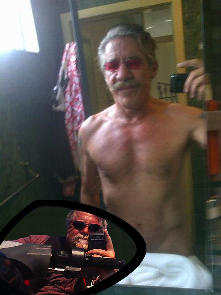 Geraldo and Skip after Last-call