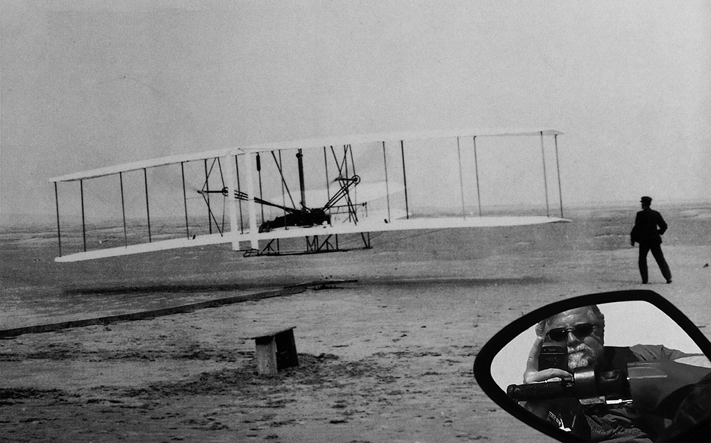 First Flight - Wright bothers