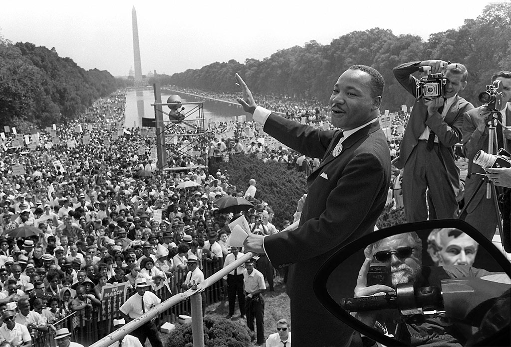 "Martin Luther King Jr. speech - ""I have a Dream"" (1963)"