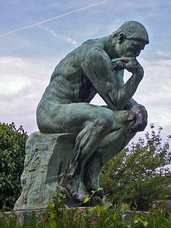 "Rodin - ""The Thinker"""