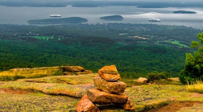Cadillac Mountain – Acadia NP