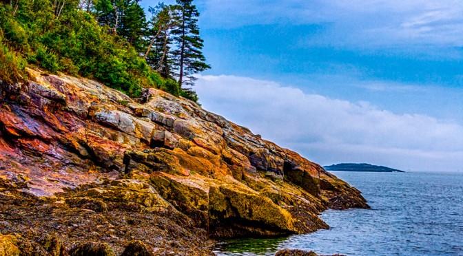 Sand Beach – Acadia NP