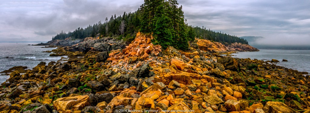 Rocky Shorelines