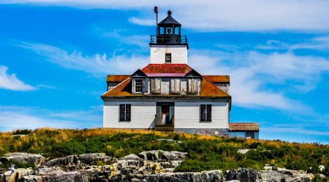 Egg Rock Lighthouse – Bar Harbor