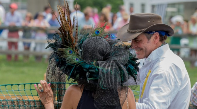 Hats of 2015 Radnor Hunt Races