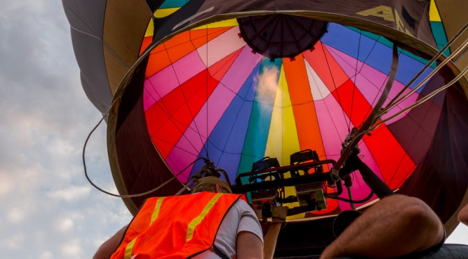 Chester County Balloon Festival – Day 1