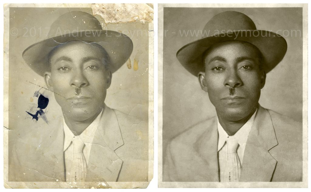 Grandfather Haiti 1930s