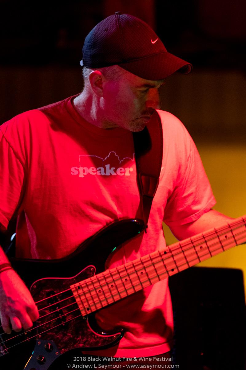 The Holt 45 band - Craig Rothe